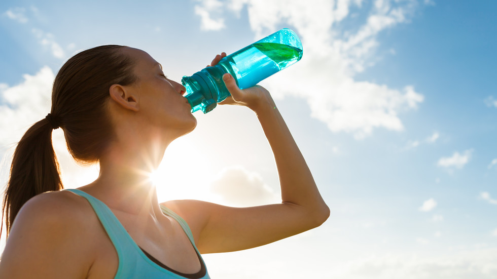 drink water only when thirsty study says medclique