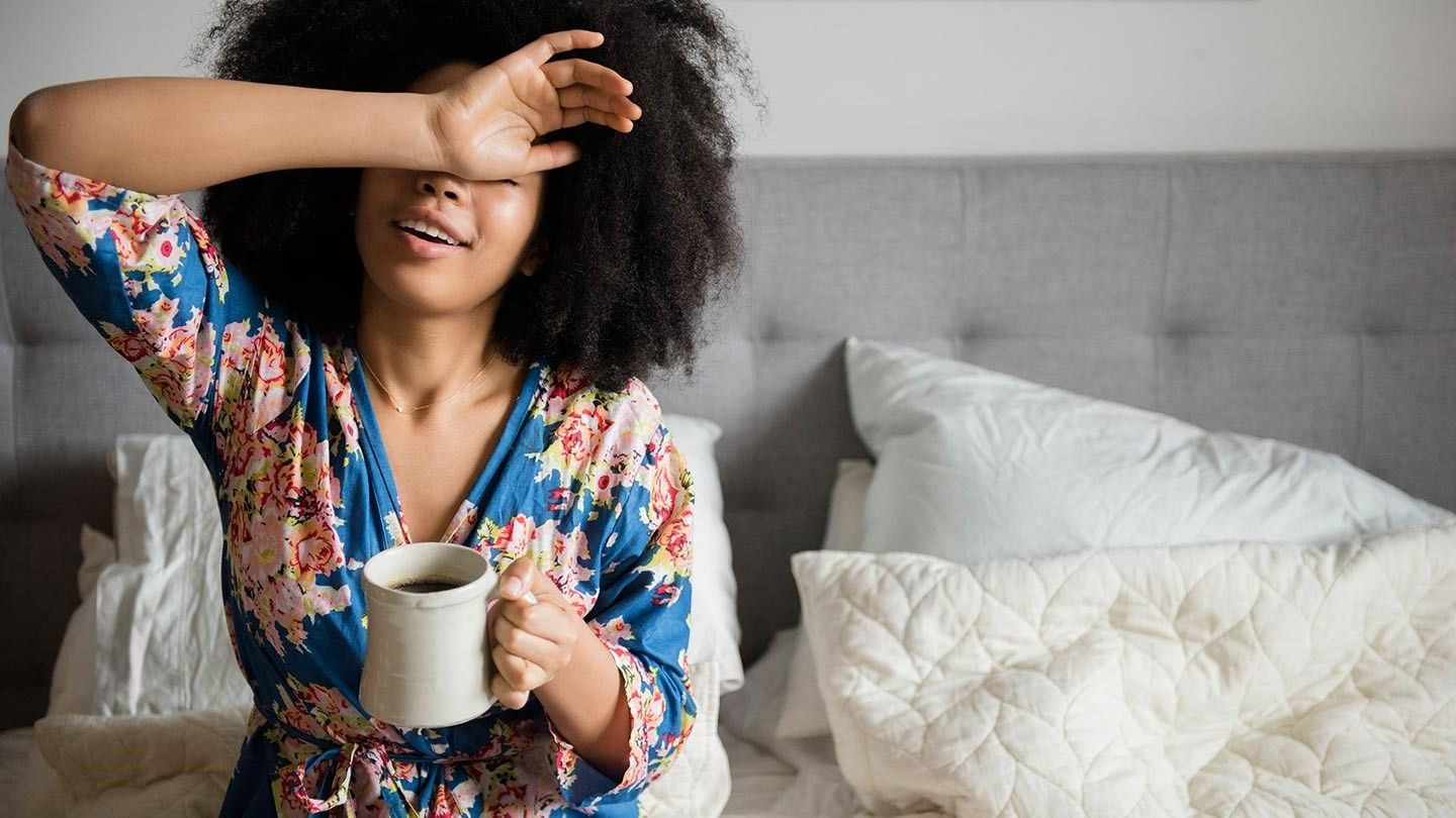 Insomnia myths and reality with resolution.