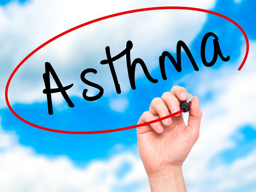 Image result for asthma images