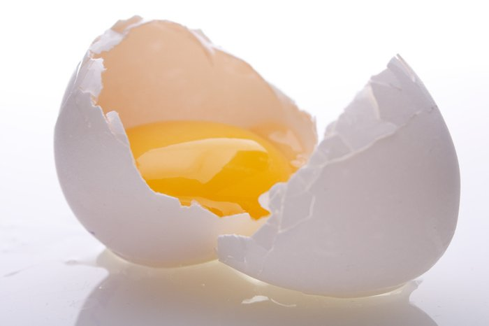 Side effects of eggs