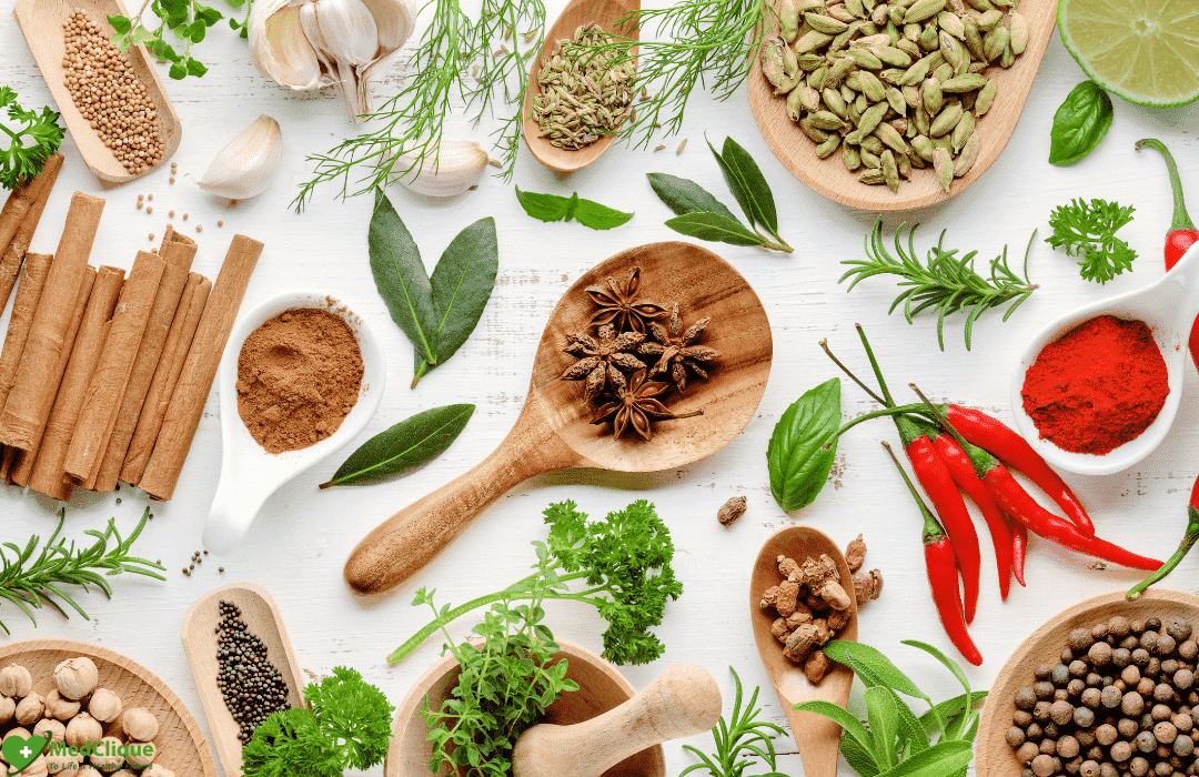 Top 10 Indian Spices for your Good Health